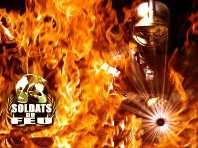 pompiers soldats du feu